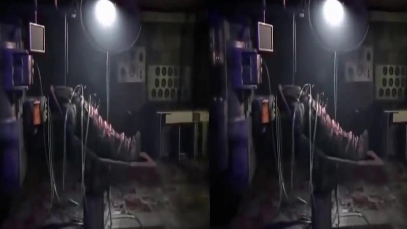 Страшное видео для очков виртуальной реальности vr