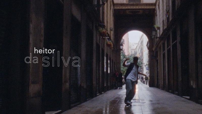 Adidas Skateboarding Presents Heitor