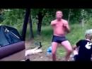 Колян - Колян танцует лучше всех. Euro feat Singletown. Компиляция прикольных танцев под хит 90-х.mp4