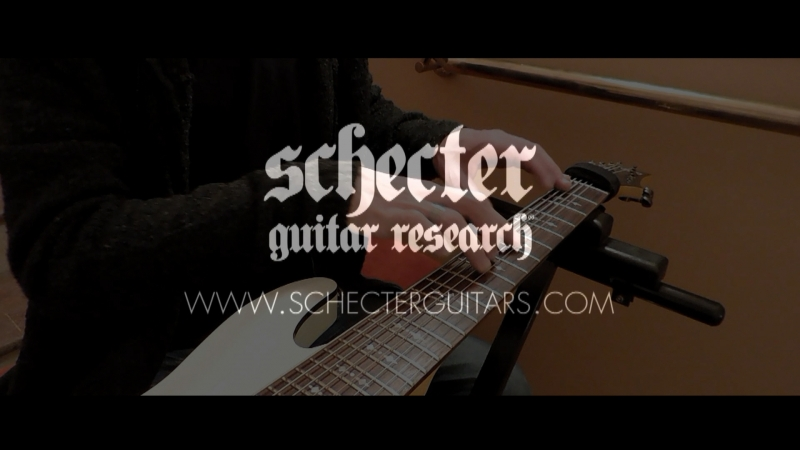 Schecter Guitar Research (Omen 8) M.P.Mussorgsky/Old Castle