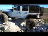 How good is your Dana 44 _ Off Road Extreme 4X4 _ Jeep Wrangler jk Extreme offro