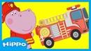 Гиппо 🌼 Пожарный Патруль 🌼 Мультик игра для детей Hippo