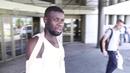 Ibrahim Amadou recibe el alta hospitalaria