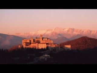 Santuario della Beata Vergine di Castelmonte🙏🙏🙏🇮🇹  Самый первый раз.. я туда шла пешком - как паломник - по извилистой  горной д