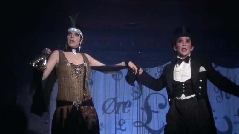 Liza Minnelli Joel Grey Money Cabaret 1972