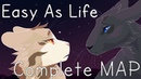 Easy As Life || Complete Leafpool PMV MAP