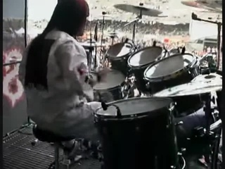 Joey Jordison Eyeless Intro Breakdown
