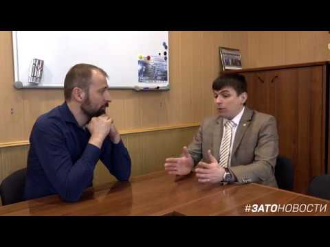 Интервью с Ульяновым про концессию МУП Горводоканал в Сарове