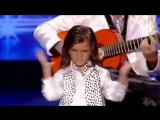 El Caramelo triunfando en France's Got Talents