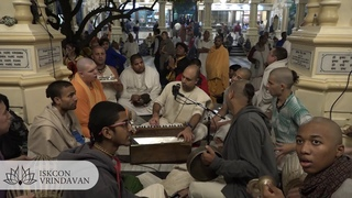 26.11.2018_Vrindavan Prabhu_24 Hour Kirtan_Evening Kirtan