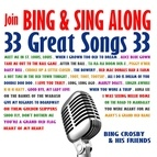 Bing Crosby альбом Join Bing And Sing Along