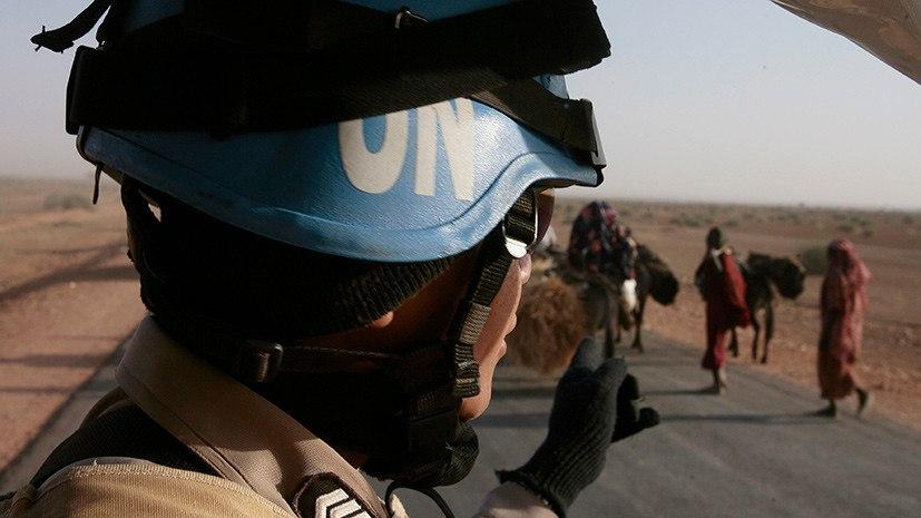 Почему миротворцев ООН не судят за военные преступления