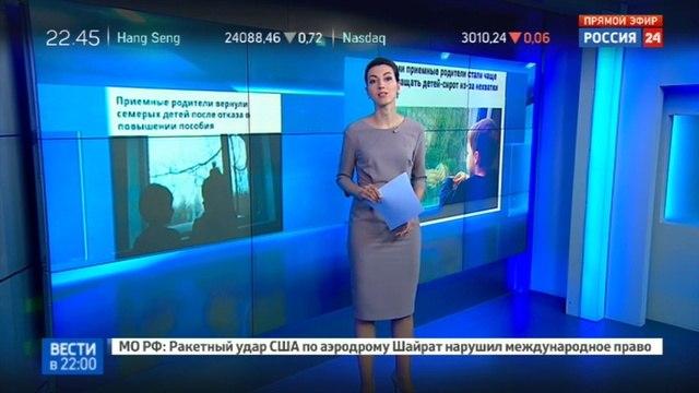 Новости на «Россия 24» • Приемная мать стала подозреваемой: на что уходили 700 тысяч в месяц?