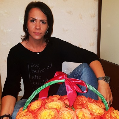 Ольга Волочковская