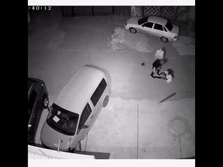 Избиение девушки в Балаково