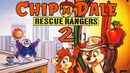 Chip And Dale - Rescue Rangers - 2. (Level - 9) (Dendy Junior) - HD - (ENG) Конец Игры!