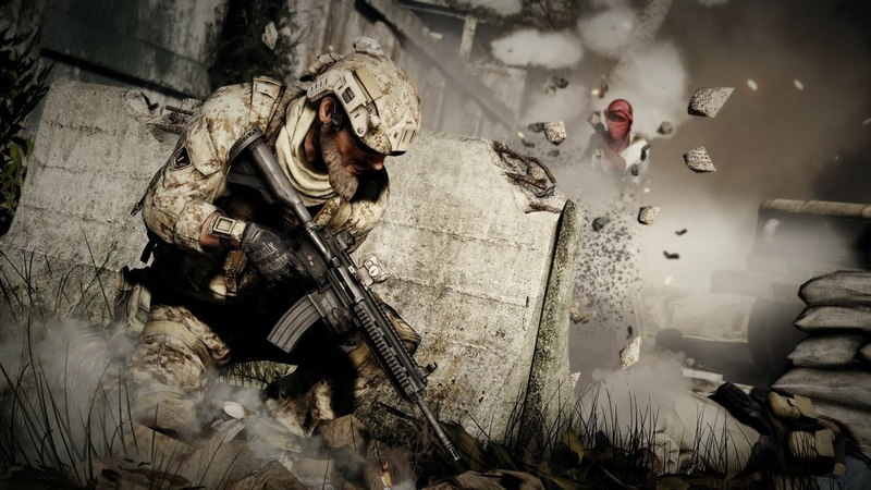 Medal of Honor Warfighter - Music Video (Castle of Glass)