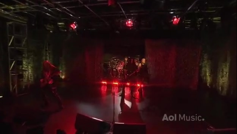 Slayer - World Painted Blood - Live @ AOL Sessions 2010