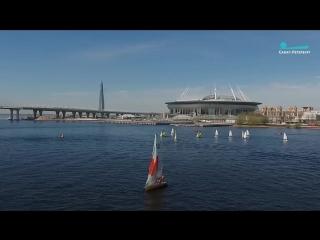 Петербург ждет Евро-2020
