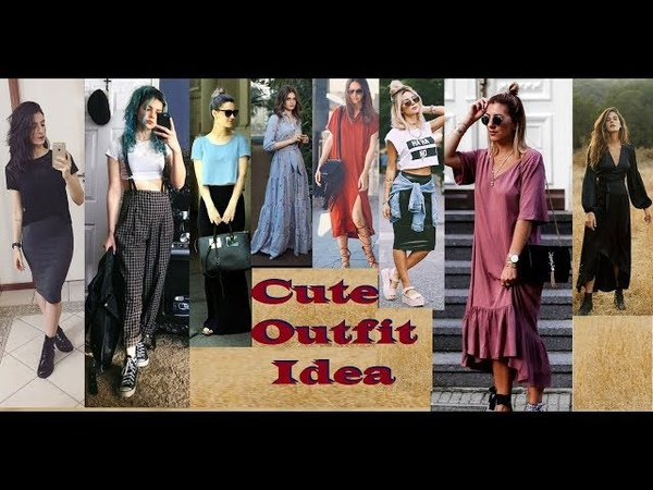 Cute Outfits ideas For Summer | Cute Summer outfit Idea | Cute Style Lookbook