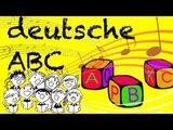 Das super interessante deutsche ABC Lied ABC Buchstaben Alphabet lernen mit viel Spa