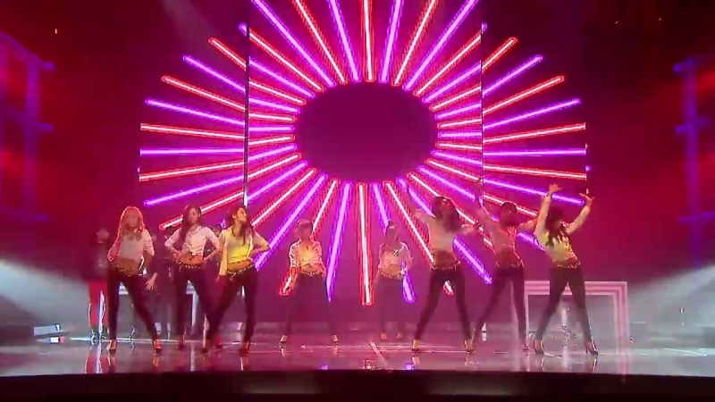 SNSD 2PM - Special Stage (MBC Gayo Festival/2009.12.31)