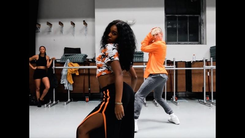 TAKI TAKI | DJ SNAKE CARDI B AND SELENA GOMEZ | @MilesKeeney Choreography