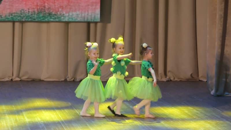 Отчетный концерт школы танцев Dance Life. Филиал Архиерейская, группа 3-4 года