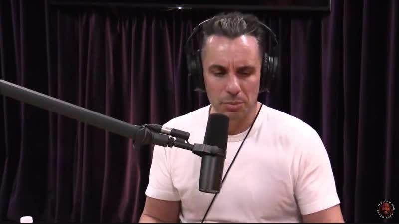 Sebastian on Working on The Irishman with Scorsese, De Niro, and Pesci - Joe Rogan