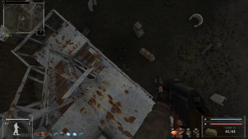 S.T.A.L.K.E.R. Shadow of Chernobyl 2018.09.09 - 11.06.10.04