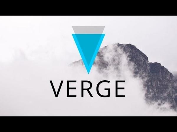 Перспективная монета Вердж (Verge XVG) хороший вариант для инвестирования, особенно когда крипторынок падает