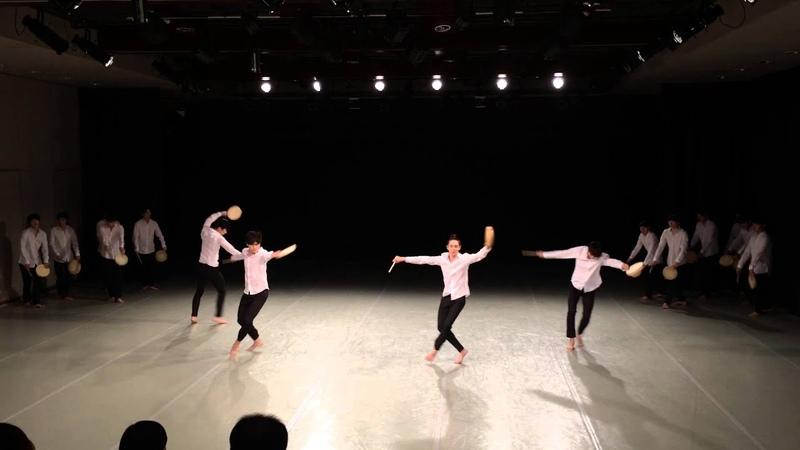 Согочум - 2014 한국예술종합학교 실기과 소고춤 레파토리