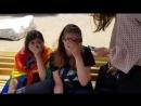 Ақтаудың көшелерінде ЛГБТ жалауын жамылып алып, ашық насихаттаушылар тағы шығыпты