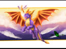 Lets do this thing! - Spyro Reignited Speedpaint