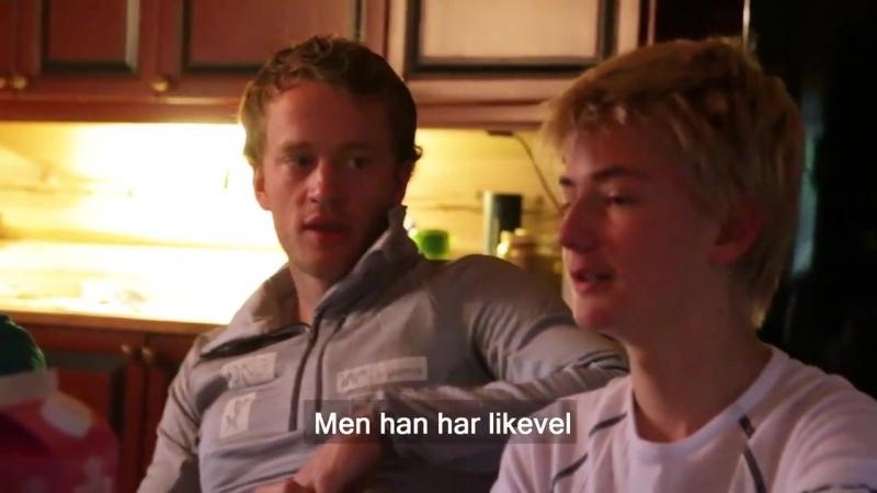 На встрече, организованной P4 Lyden av Norge