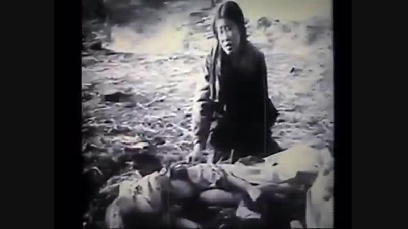 1950-53_ 100,000 British troops supported the US in the brutal war on Korea. Warning - the footage i