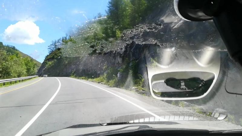 Покоряем перевал Чике-Таман))