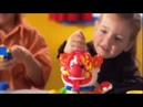 Игровой набор Плей до - Клоун на арене цирка. Clown Playset - Play-Doh. Реклама для детей 2009