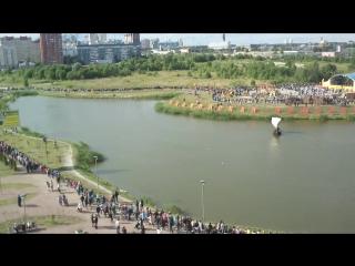 Славянская Ярмарка в Парке Озеро Долгое 2018 год!