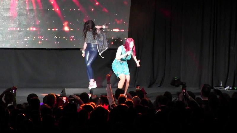 ESCKAZ in Madrid Jessika feat Jenifer Brening San Marino Who You Are at ESPreParty