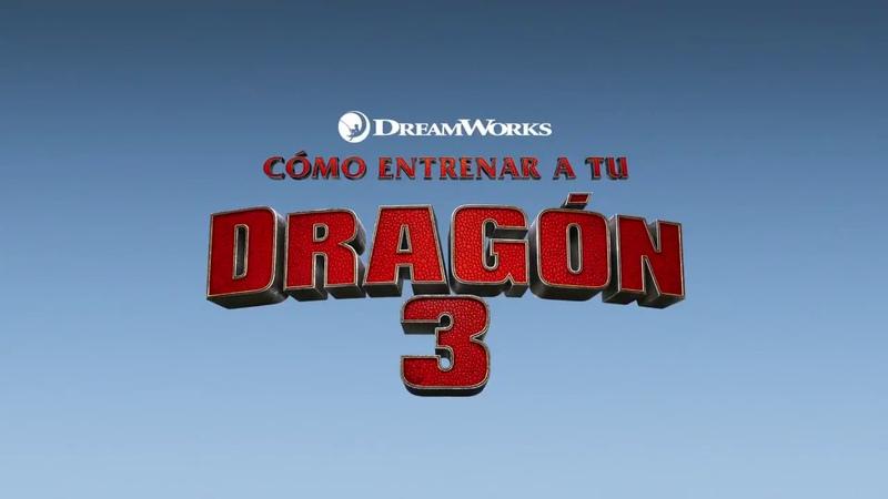 ТВ Спот 2 Как Приручить Дракона 3 How to Train Your Dragon 3 The Hidden Wor