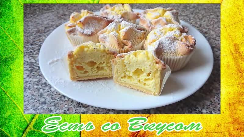 Итальянские пирожные Соффиони