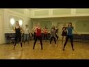 Bachata Lady Style - Смирнова Евгения - школа танцев Madrid