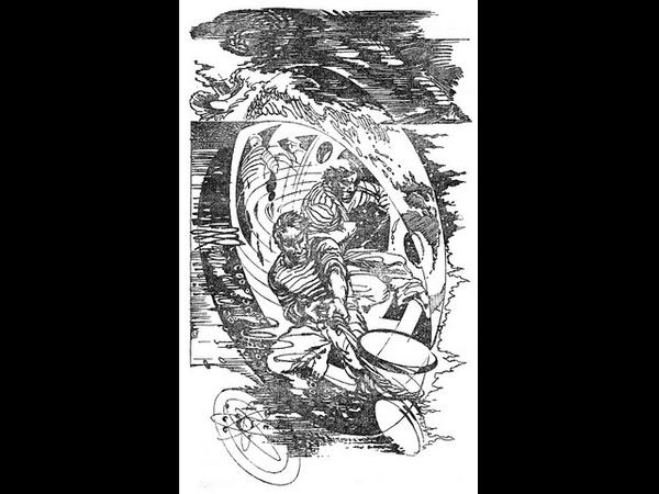 Иван Ефремов Туманность Андромеды Часть 2 2