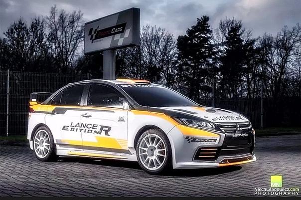 Посмотрите, каким мог бы получиться «одиннадцатый» Mitsubishi Lancer Evo Dyto Sport придумала обвес для спортседана в новом фирменном стилеПольская компания Dyto Sport, специализирующаяся на