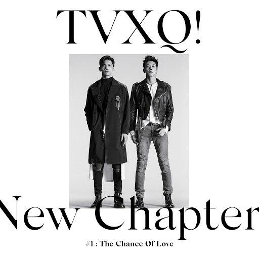 동방신기 альбом New Chapter #1: The Chance of Love - The 8th Album