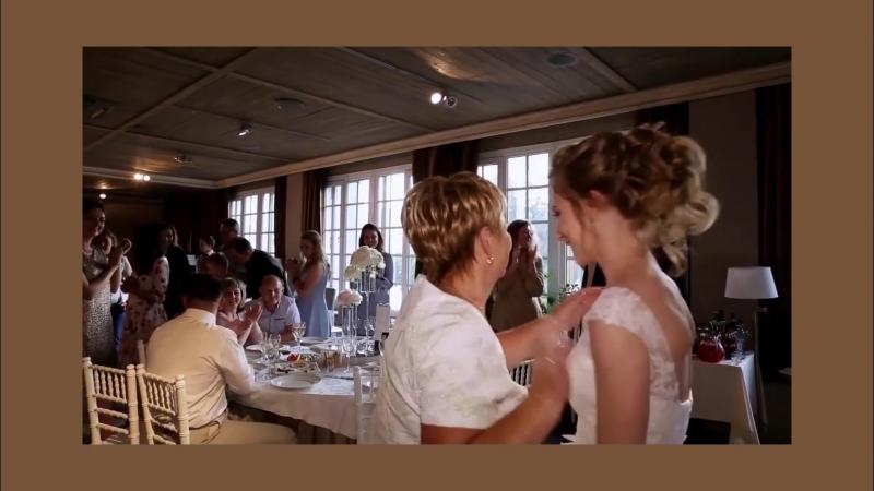 Свадебное видео сможет увековечить ваши чувства на долгие годы. Хотите красивое видео вашей свадьбы – пишите в ЛС.