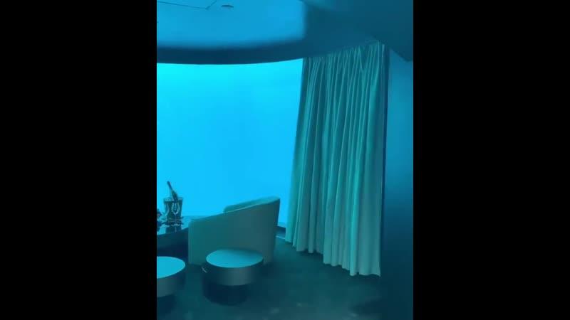 Подводный отель, Мальдивы