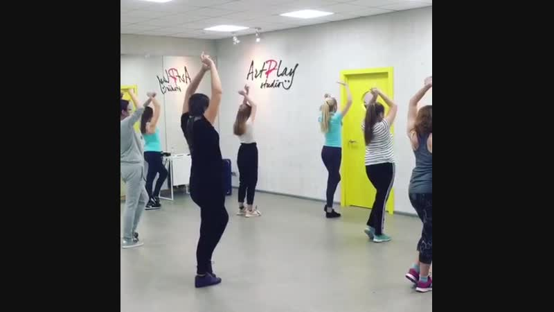 Танцевальная пластика для Леди. VULKAN Models.