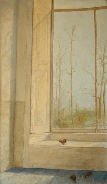 Голландский художник Matthijs Röling родился в селе Oostkapelle в голландской провинции Зеландия в 1943 году. В 17 лет он начинает обучаться живописи в Королевской Академии в Гааге , а затем в